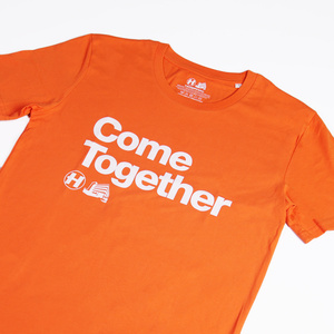 Come Together Orange