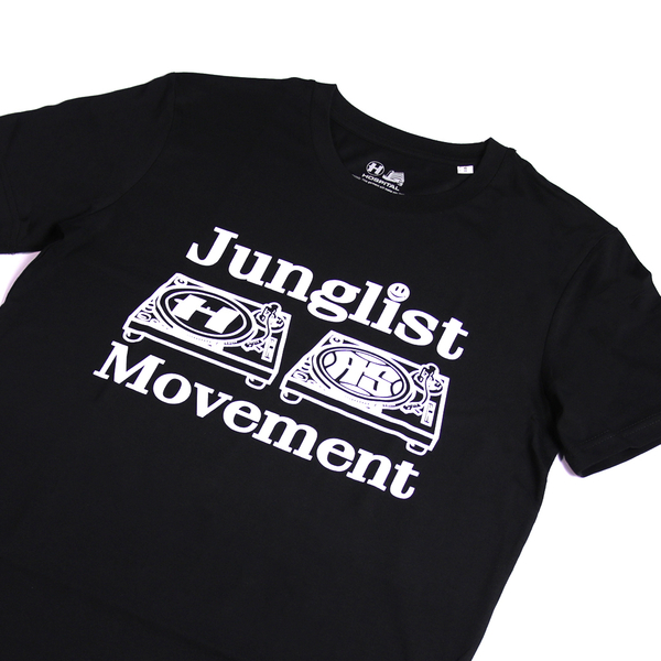 Hospital Records – HOSPITAL RECORDS X JUNGLIST MOVEMENT T-SHIRT