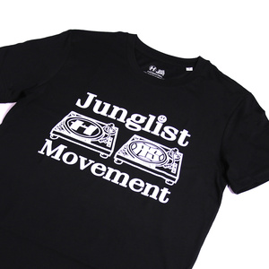 HOSPITAL RECORDS X JUNGLIST MOVEMENT T-SHIRT