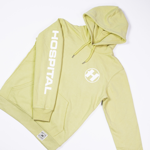 Hospital Records – Hospital Essential Hood - Pastel Yellow