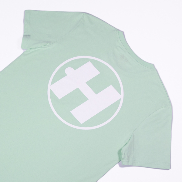 Hospital Records – Essential Tee - Mint Green