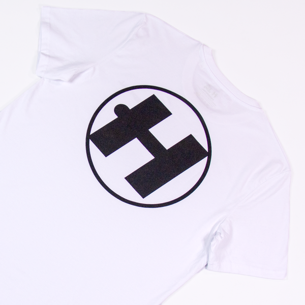 Hospital Records – Essential Tee White