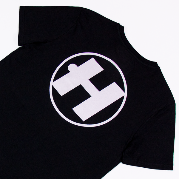 Hospital Records – Essential Tee Black