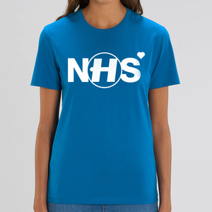 NHS Donation Tee - Blue