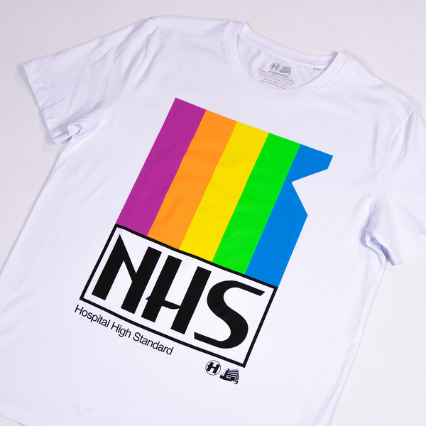 Hospital Records – NHS VHS Tee