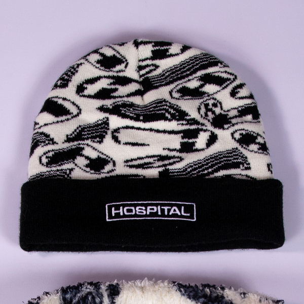 Hospital Records – Warped Beanie