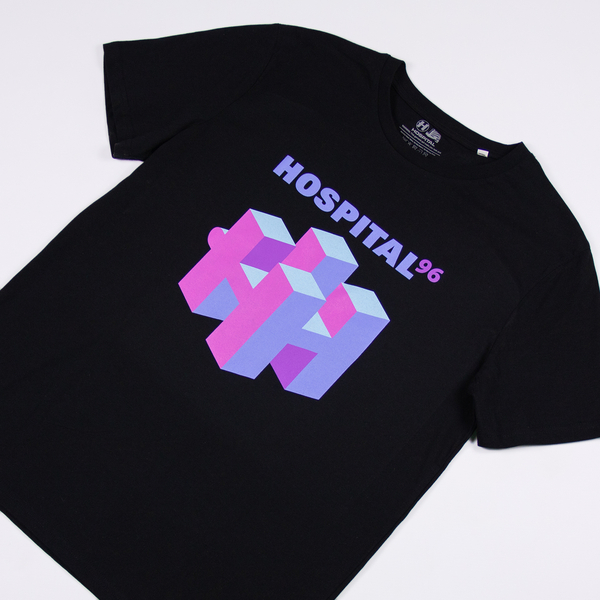 Hospital Records – Hostendo Vapour Tee