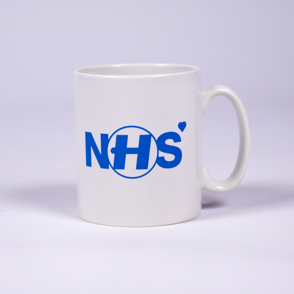 Hospital Records – NHS Donation Mug