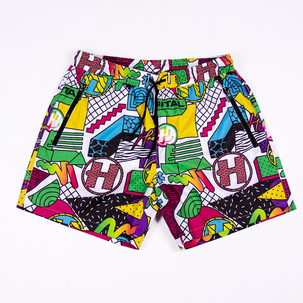 Hospital Records – Memphis Swim Shorts