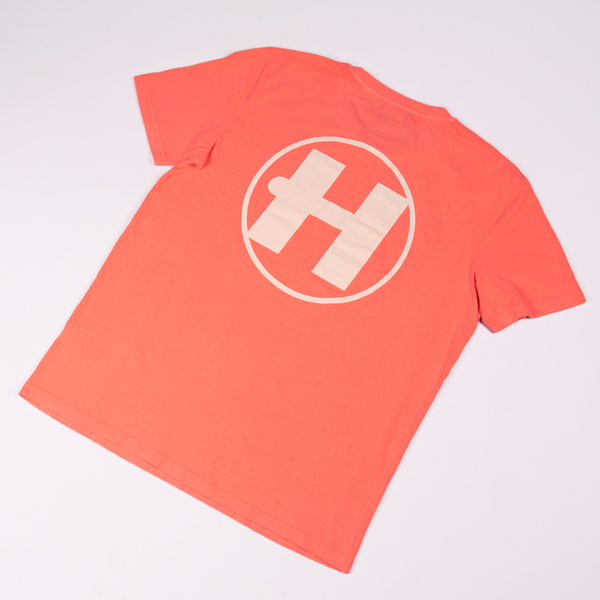Hospital Records – Essential Tee - Neon Pink