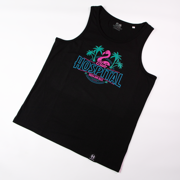 Hospital Records – Club Hospital Womens Vest