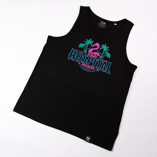 Hospital Records – Club Hospital Mens Vest