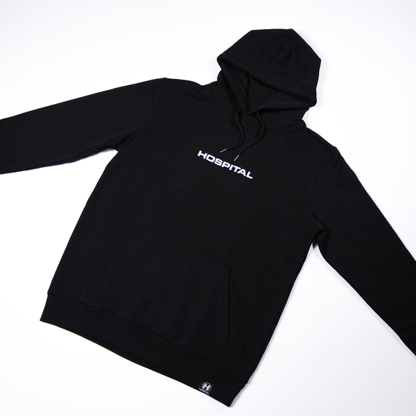 Hospital Records – Essential Hood 2.0 - Black