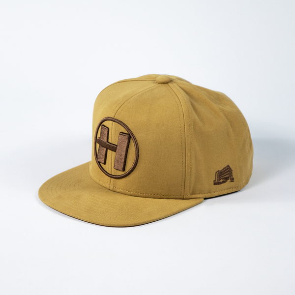 Hospital Records – Essential Snapback - Caramel