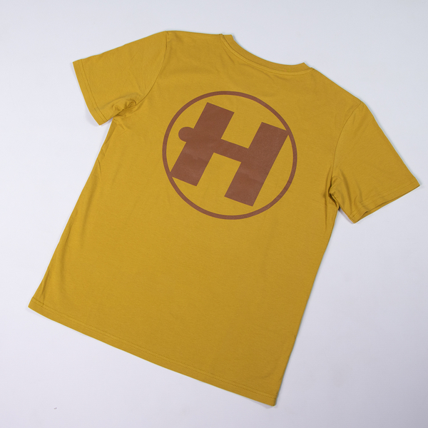 Hospital Records – Essential Tee 2.0 - Caramel