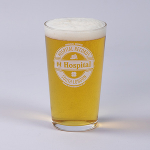 Nothing But The Best - Pint Glass