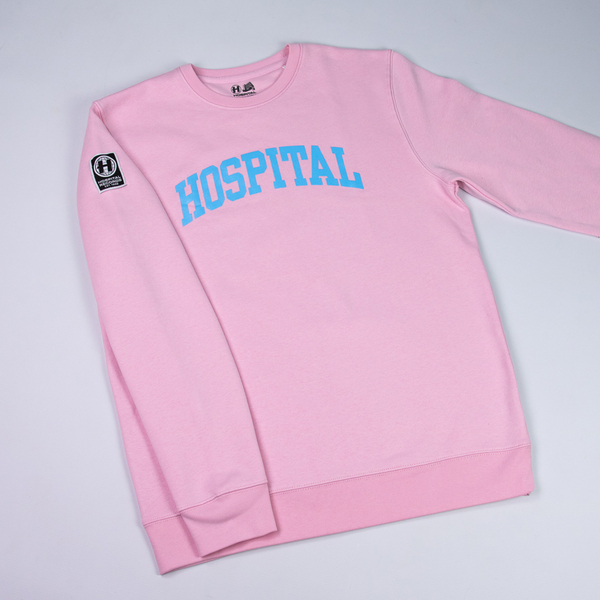 Hospital Records – Varsity Crew - Cotton Candy