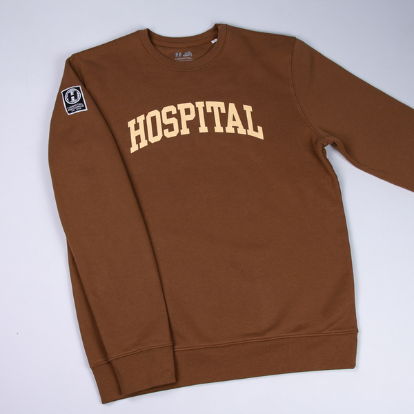 Hospital Records – Varsity Crew - Coffee Bean