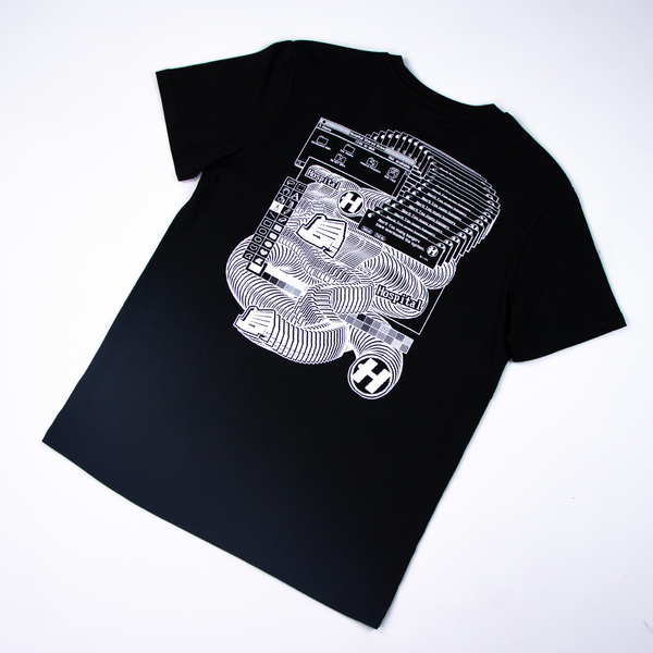 Hospital Records – System Error Blackout Tee