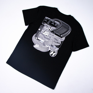 System Error Blackout Tee