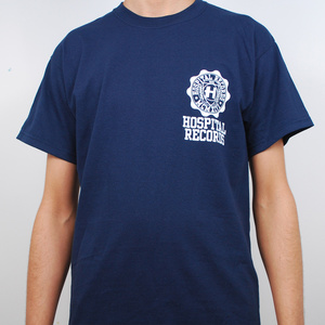 NYPD Hospital T shirt - Navy