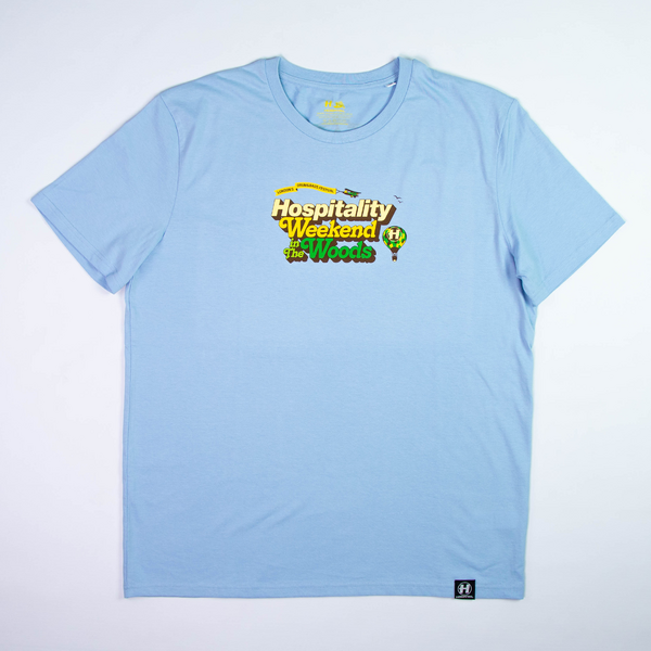 Hospital Records – Woods Tour Tee