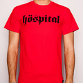 Metal T Shirt - Red
