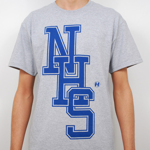 NHS T Shirt - Grey