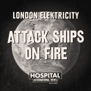 Attack Ships On Fire