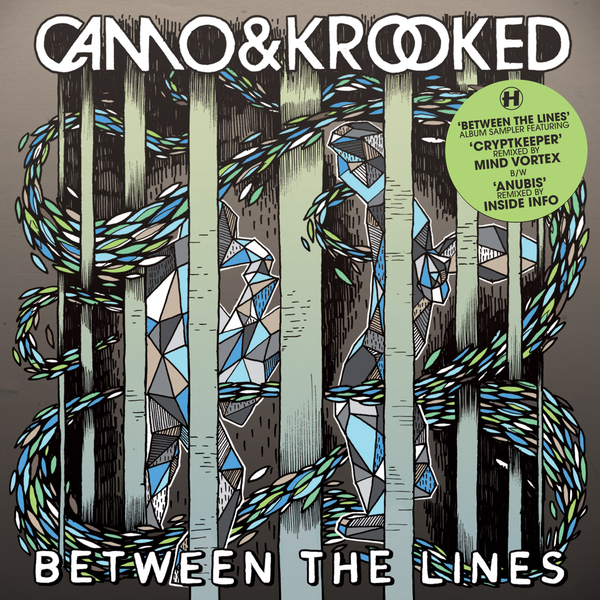 c466860ff393 Hospital Records – Shop – Camo & Krooked – Between The Lines