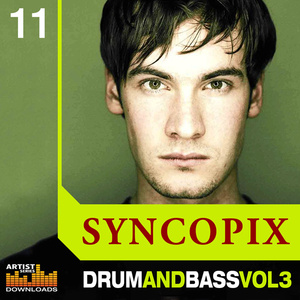 Syncopix - Drum & Bass Volume 3