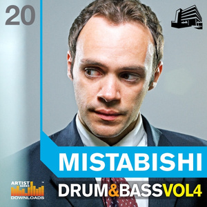Mistabishi - Drum & Bass Volume 4