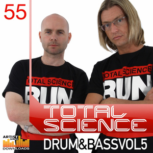 Total Science - Drum & Bass Volume 5