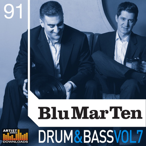 Blu Mar Ten  - Drum & Bass Volume 7