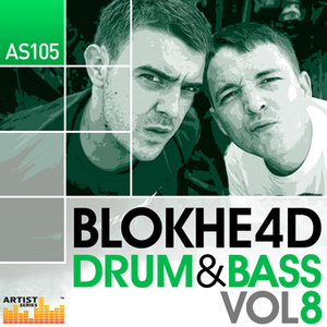 Blokhe4d - Drum & Bass Volume 8