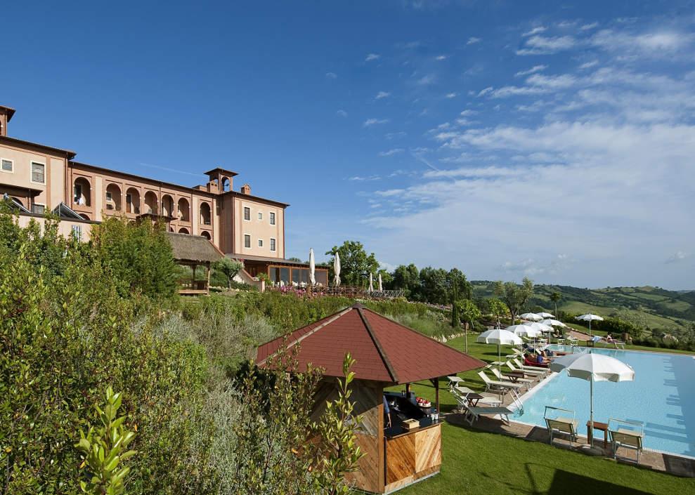 Saturnia Tuscany