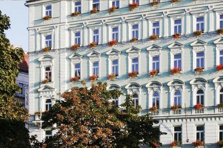 Green Garden Hotel Praga