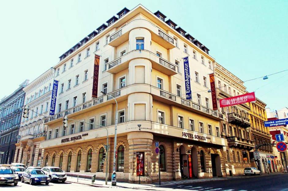 Hotel Sonata Praga