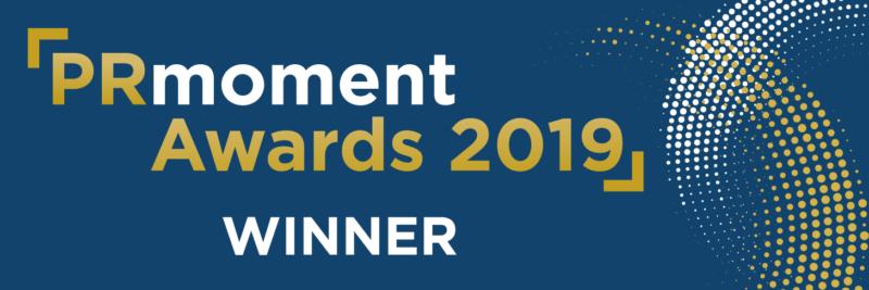 PR Moment Awards Winner 2019