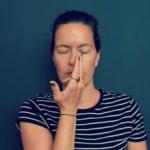 Balancerende ademhalingsoefening - Ringvinger