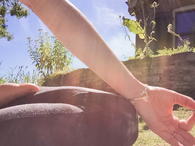 verslaafd aan yoga
