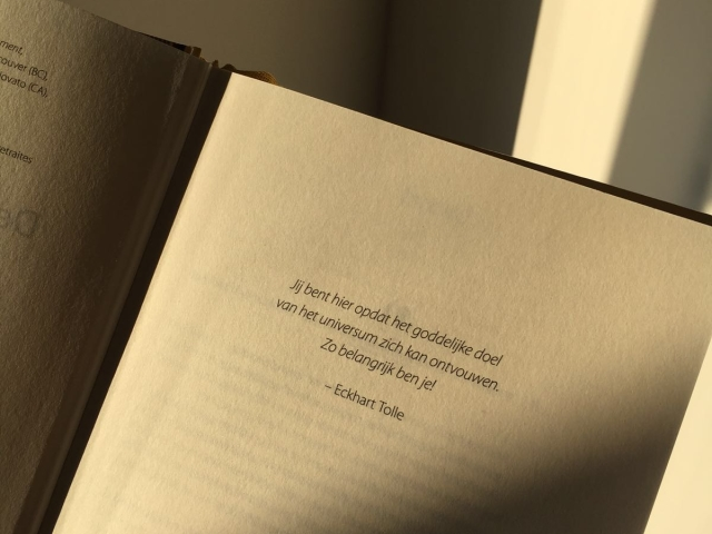 Citaten Uit Nederlandse Boeken : Meest inspirerende quotes uit het boek de kracht van het nu