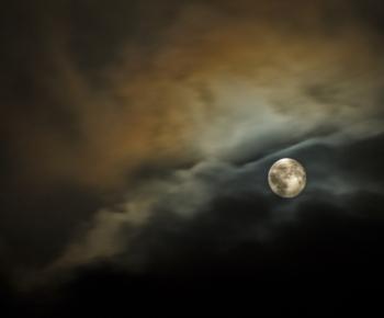 volle maan in maagd