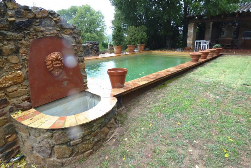 Cal Rei Pubol piscina 3
