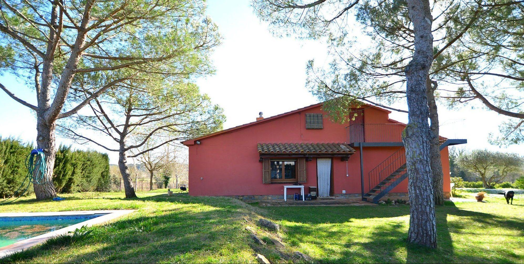 Casa de Campo en el Empordà