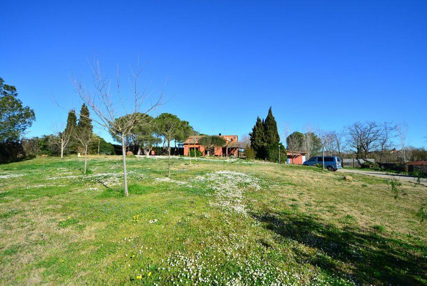 Casa de Campo en el Emporda Vista Fachada