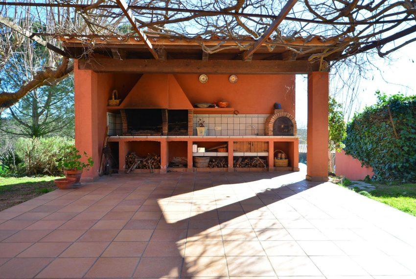 Casa de Campo en el Emporda Barbacoa