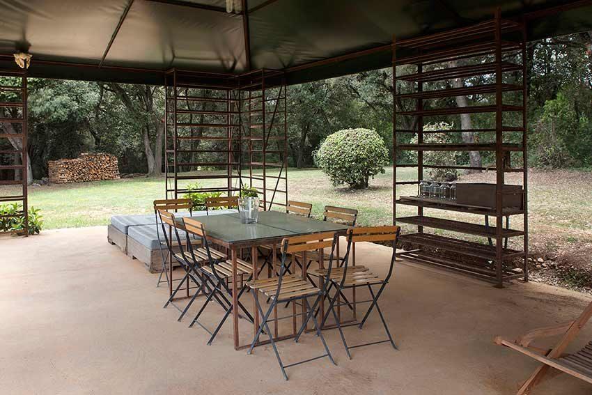 Casa Rural Venta Garrotxa Ambiente Exterior