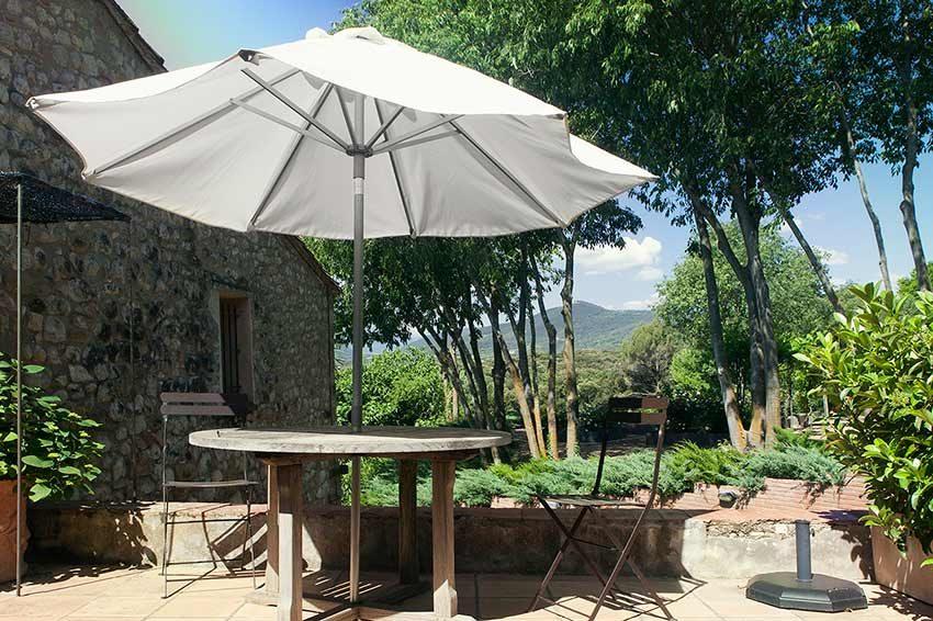 Casa Rural Venta Garrotxa Sombrilla
