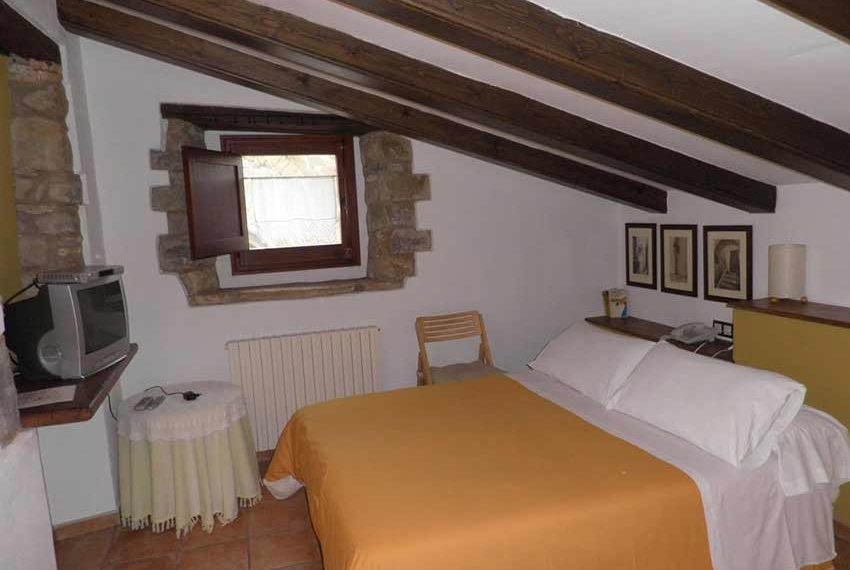 Hotel Rural Pla Estany Habitacion Amarilla